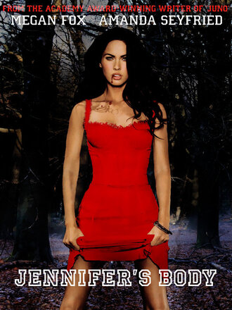 dress megan fox jennifer's body
