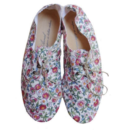 Derbies ANNIEL liberty coton