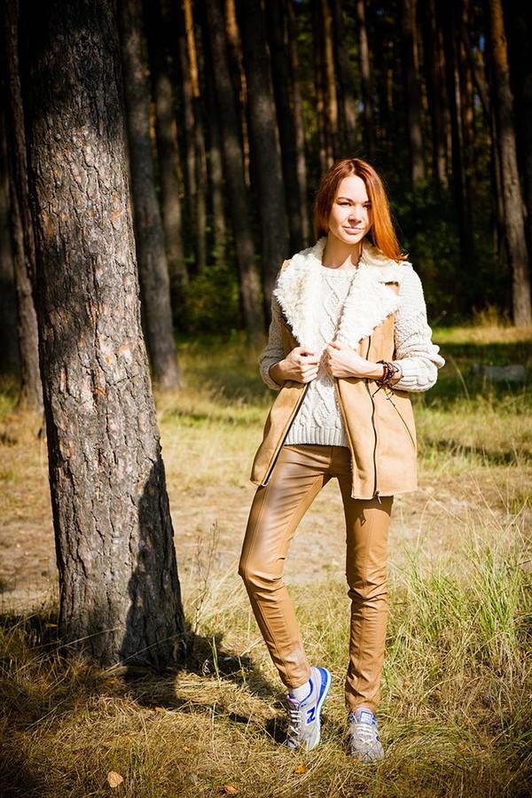 gvozdishe blogger sweater pants shoes