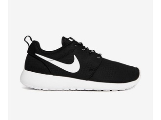 shoes black and white summer sportswear sport wear nike nike shoes