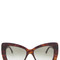 Cutler and gross square cut sunglasses
