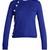 Minamoto asymmetric-front wool sweater