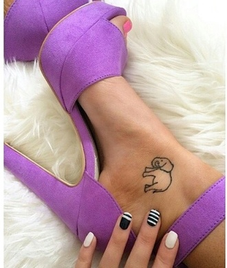 shoes purple heels heels instagram tumblr platform high heels platform shoes purple shoes purple high heels