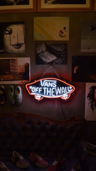 top vans off the wall home decor lighting
