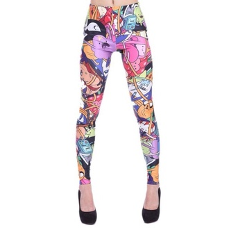 leggings adventure time