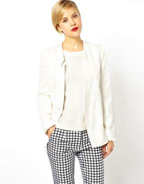 ASOS | ASOS Premium Blazer in Slim Fit at ASOS