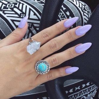 jewels nail polish lavender purple help