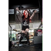 shirt,ash costello,new year's day,i hate everyone,jeremy valentyne,tumblr,band
