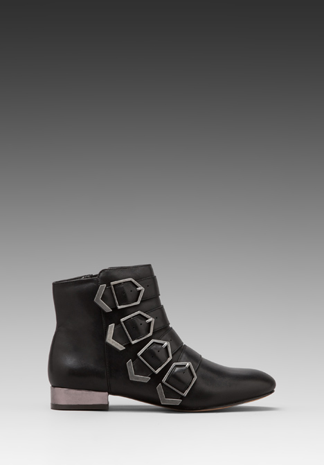 SAM EDELMAN Nolan Boot in Black at Revolve Clothing - Free Shipping!