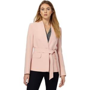 Principles by Ben De Lisi Pink Suit Jacket from Debenhams.