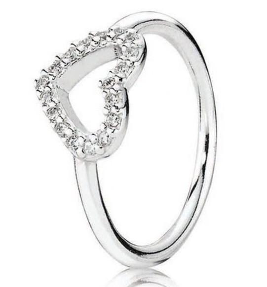 jewels heart ring