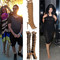 Kylie jenner knee boots style - www.awesomeworld.co.uk | awesome world - online store