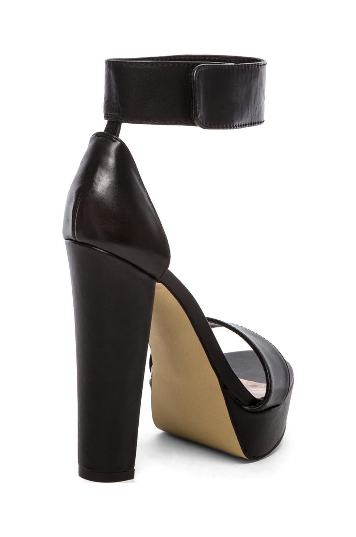 Steve Madden Cluber Heel in Black | REVOLVE