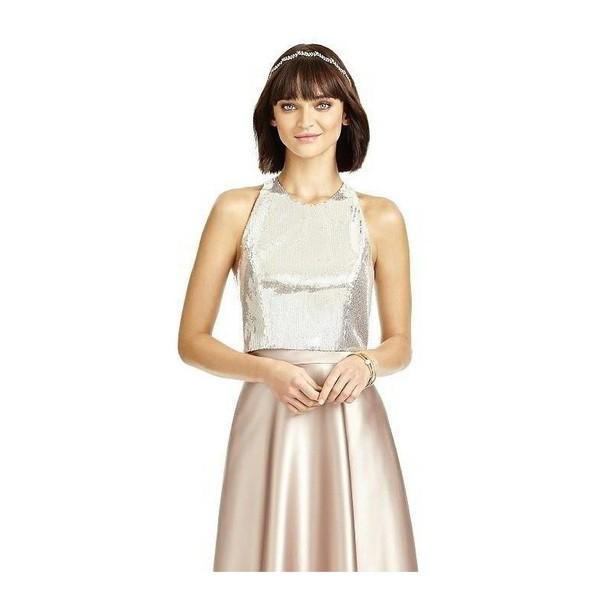 Dessy Wedding Dress