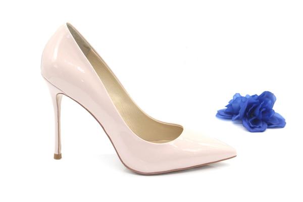 Pink 4 Inch Heels