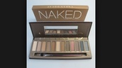 make-up,urban decay,nude,naked,pallets