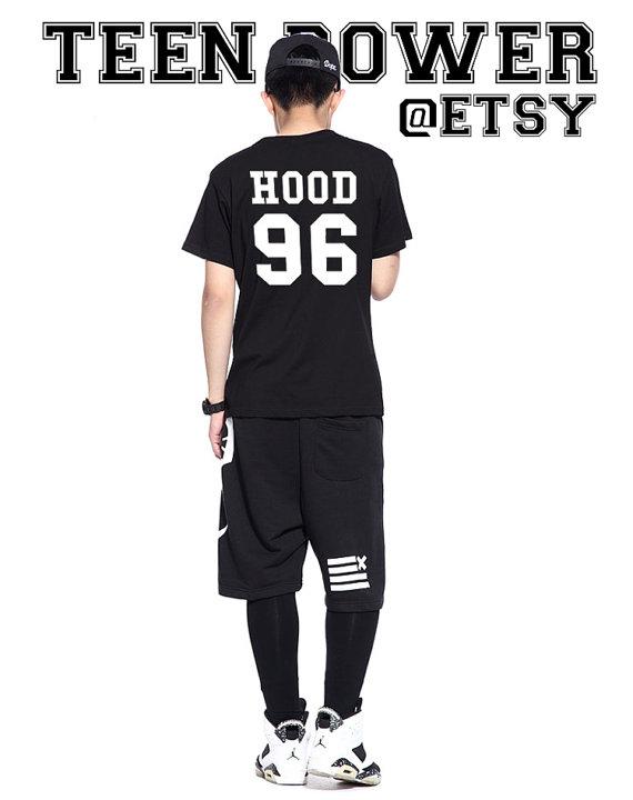 Calum hood 96 t shirt 5 seconds of summer 5sos tshirt by teenpower