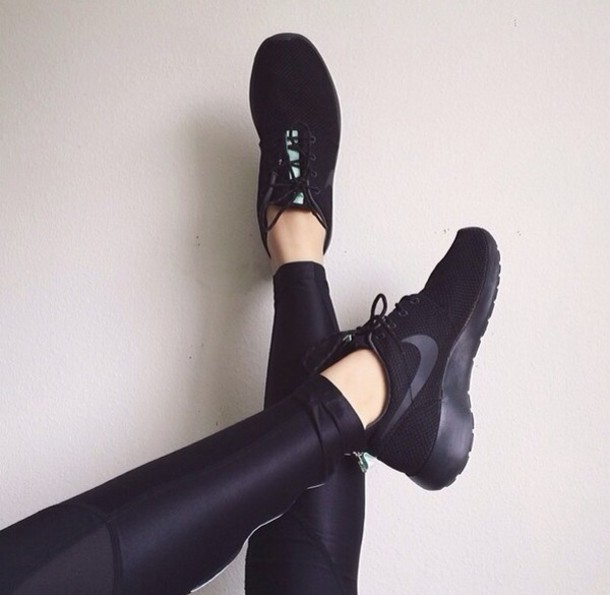 Cheap Buy Shoes: black, mint, nike, nike roshe run, run, nike roshe run