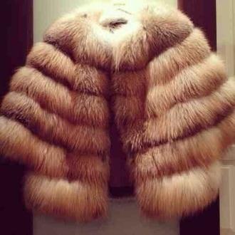 coat fur coat fur fashion