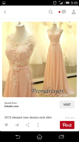 dress pinkflowers i want to be a princess formal dress