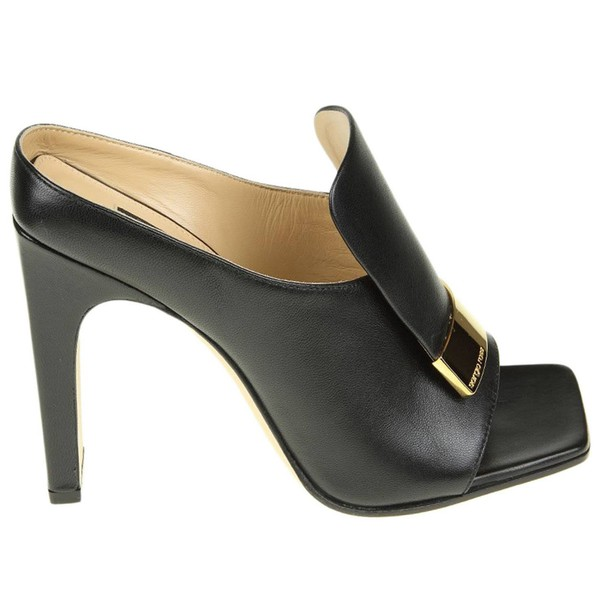 Sergio Rossi women shoes black