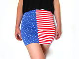 Keri bodycon rock ▲ american flag ▲ #3