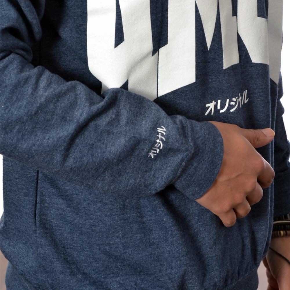 Amor original sweatshirt (navy blue)