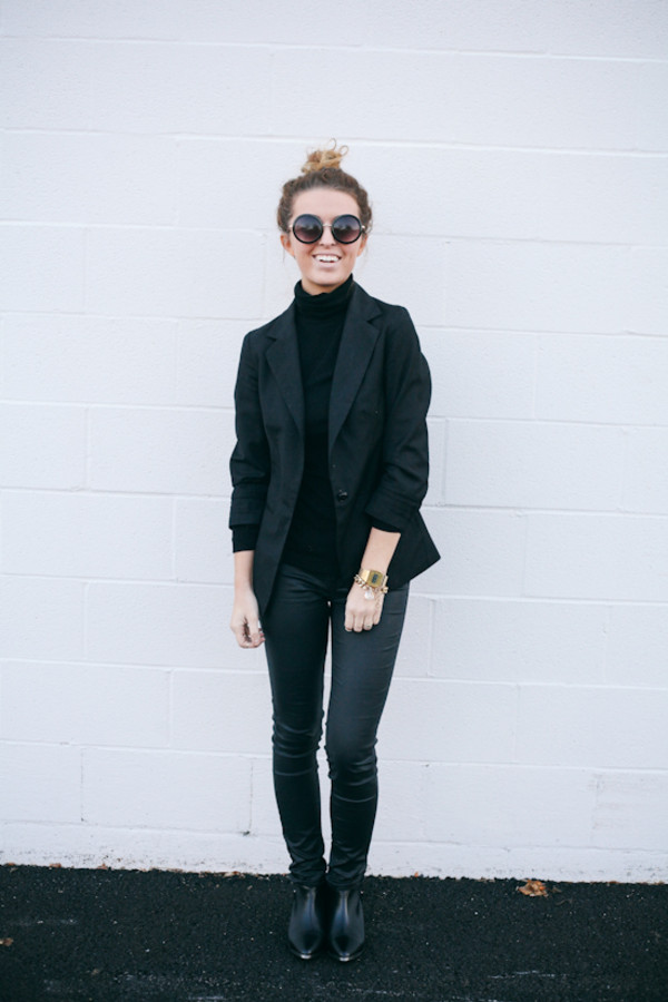 the day book shoes pants jacket sunglasses jewels