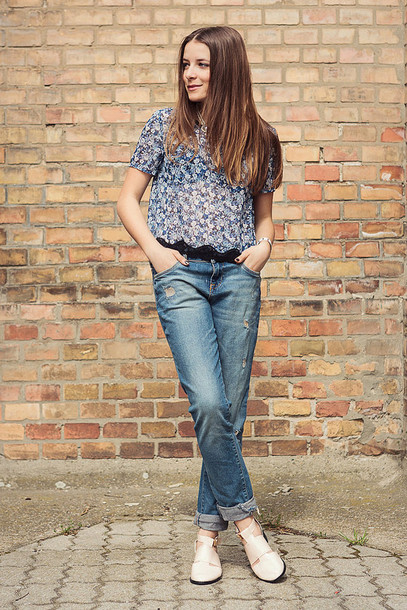 iemmafashion blouse shoes jeans jewels