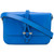 Tila March - Romy messenger tote - women - Leather - One Size, Blue, Leather