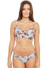 swimwear,bikini,curvy,floral swimwear