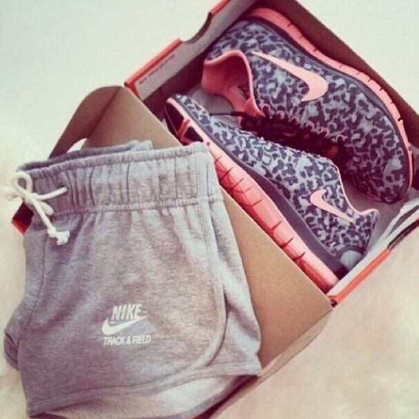 shoes sneakers shorts nike