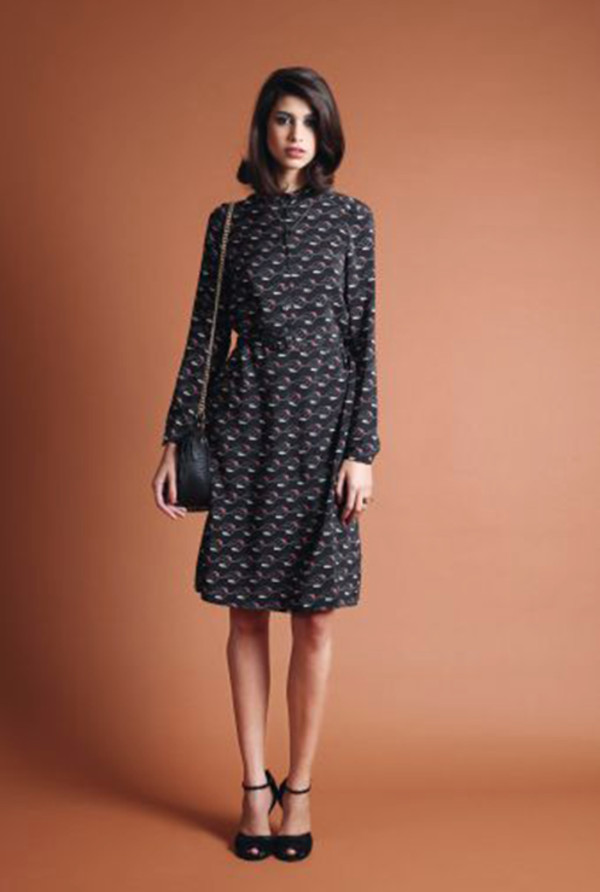 dress apc lookbook fashion