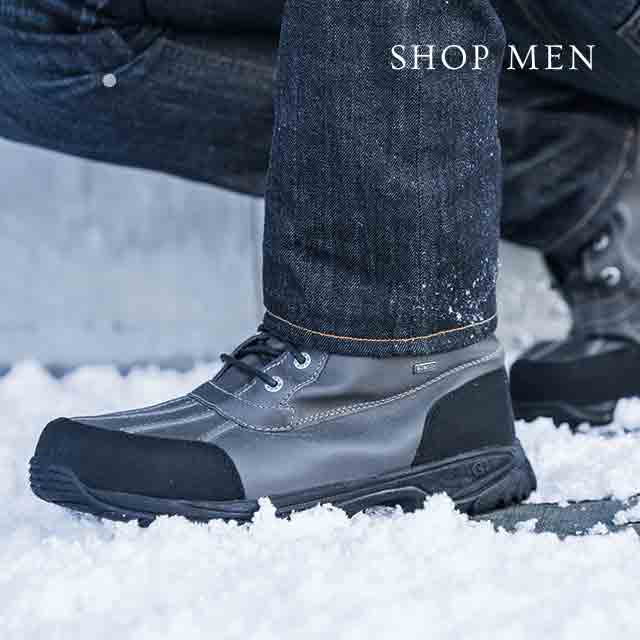 UGG® Butte for Men | Cold Weather Boots at UGGAustralia.com