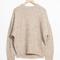 & other stories | alpaca blend jumper | beige