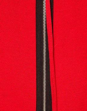 ASOS | ASOS Jumper With Zip Back Detail at ASOS