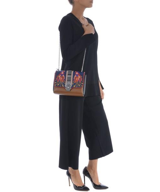 bag shoulder bag multicolor