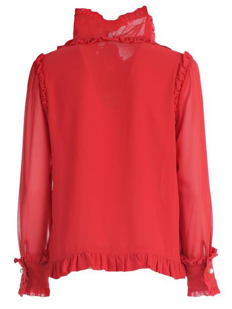 Edward Achour shirt top
