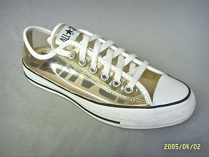 converse 6 5 womens. unusual converse all star sneakers clear vinyl transparent mens 5 womens 6 | ebay r