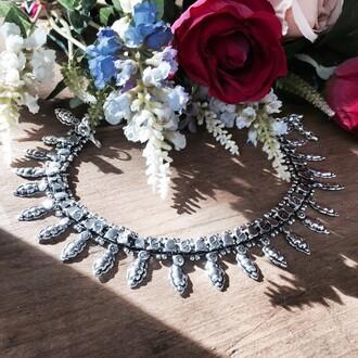 jewels shop dixi gypsy boho bohemian hippie grunge gypsy jewels gypsy jewelry boho jewelry boho jewelery bohemian jewelry bohemian jewellery bohemian jewels sterling silver necklace sterling silver choker necklace