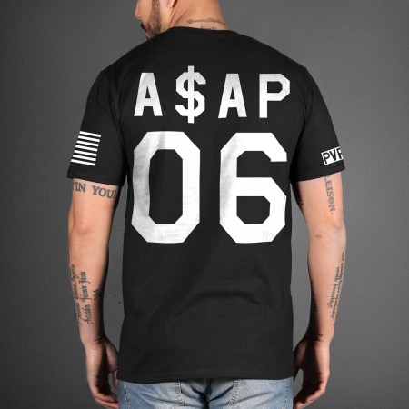ASAP Rocky 06 Anarchy T-Shirt - WEHUSTLE | MENSWEAR, WOMENSWEAR, HATS, MIXTAPES & MORE