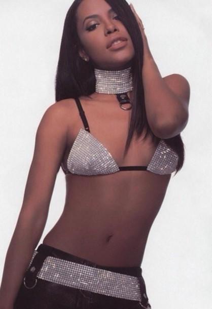 top sparkly bra