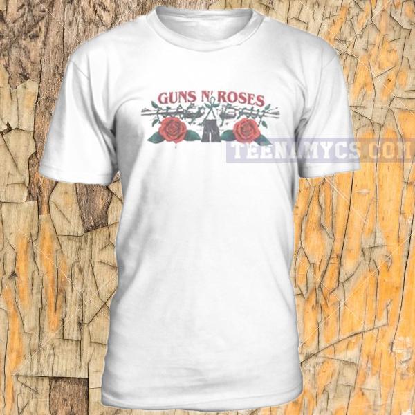 Guns N Roses Unisex T Shirt Teenamycs