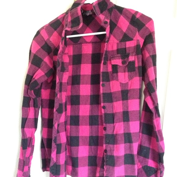 Flannel Womens Shirt
