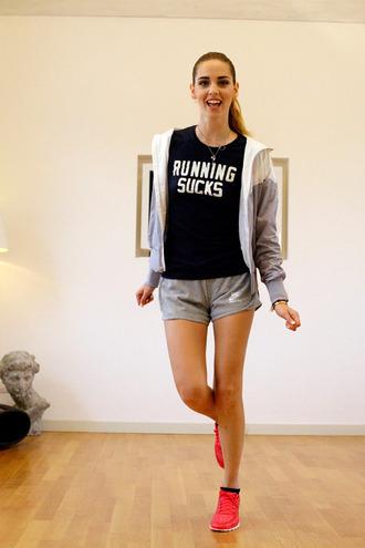 t-shirt fitspo lmao funny black white cute runner active love nike fitness underarmer