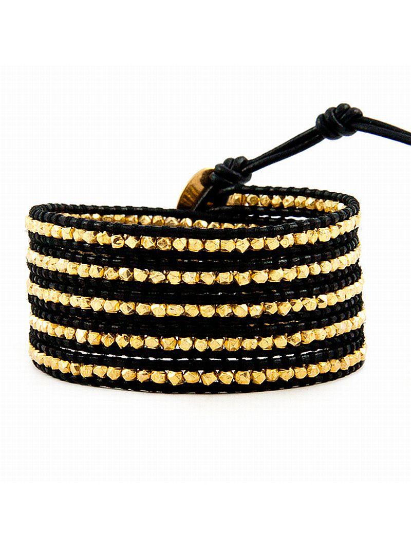 Gold Vermeil Wrap Bracelet