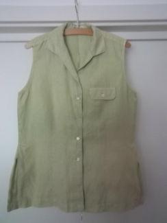 Ärmellose Bluse von Hirsch, hellgrün | eBay Kleinanzeigen mobil