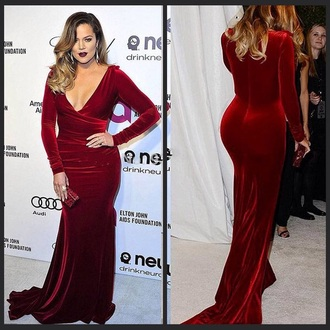 dress red dress red maxi dress side split maxi dress