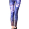 Romwe | starry night print leggings, the latest street fashion