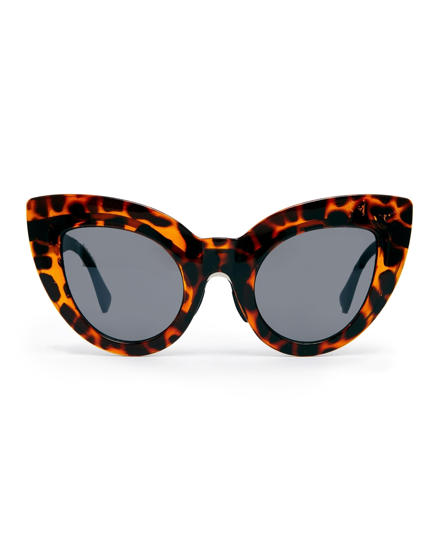 Asos interchangeable frame 2 pack sunglasses at asos.com